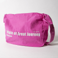 KNEE DEEP Beach Bag Pink