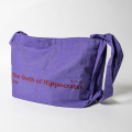 KNEE DEEP Beach Bag Purple