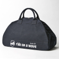 KNEE DEEP BOSTON BAG L Muta Navy