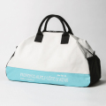 KNEE DEEP BOSTON BAG L White