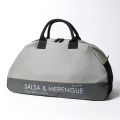 Knee Deep Boston Bag Grey