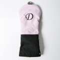 Knee Deep Driver Cover D Cotton Canvas Pink x Black x Grey