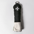 Knee Deep Hybrid Cover Cross Cotton Canvas Black x Ivory x Green