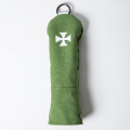 Knee Deep Hybrid Cover Cross Cotton Canvas Green