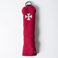 Knee Deep Hybrid Cover Cross Cotton Canvas Red