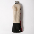Knee Deep Hybrid Cover Marseille Cotton Canvas Beige x Black x Red
