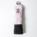 Knee Deep Hybrid Cover Marseille Cotton Canvas Pink x Black x Grey