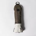 Knee Deep Hybrid Cover Sun Cotton Canvas Khaki x Ivory x Black