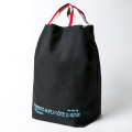 Knee Deep Long Tote Black