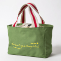 Knee Deep Round Tote Green