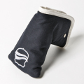 Knee Deep Putter Cover Cotton Canvas Muta Navy