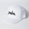 PALM Cap Tracker White palm