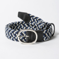 ROYAL ALBARTROSS MEN'S Belt THE BRIDEMAN Navy