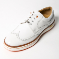 ROYAL ALBARTROSS MEN'S Golf Shoes CLUB BROGUE  White
