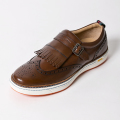 ROYAL ALBARTROSS MEN'S Golf Shoes THE CONNERY Brown