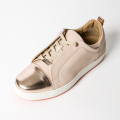 ROYAL ALBARTROSS LADIES' Golf Shoes THE LUNA Beige & Copper