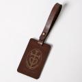 SEAMUS Bag Tag GILLES & LOEWS Leather