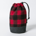 SEAMUS  Drawstring Bag Buffalo Check