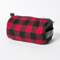 SEAMUS Dopp Kit Buffalo Check