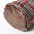 SEAMUS Driver Cover 1 County Leitrim Chocolate Leather