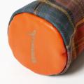 SEAMUS Driver Cover 1 Roscommon Orange Leather