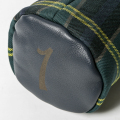 SEAMUS Driver Cover 1 US Army Navy Leather
