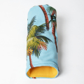 SEAMUS Driver Cover Hiwahiwa Palm Trees Aqua