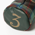 SEAMUS Fairway Wood Cover 3 County Waterford Green Leather