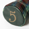SEAMUS Fairway Wood Cover 5 County Waterford Green Leather