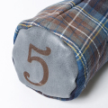 SEAMUS Firway Wood Cover 5 Holyrood Grey Leather