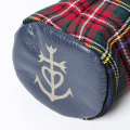 SEAMUS Firway Wood Cover Marseille Black Stewart Navy Leather