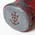 SEAMUS Fairway Wood Cover Marseille County Galway Grey Leather