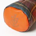 SEAMUS Fairway Wood Cover Marseille Roscommon Orange Leather