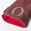 SEAMUS Hybrid Cover O County Louth Red Leather