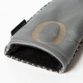 SEAMUS Hybrid Cover O Dogtooth Grey Leather