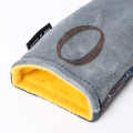 SEAMUS Hybrid Cover O Holyrood Grey Leather