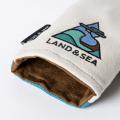 SEAMUS Hybrid Cover PENDLETON Turquoise Serape LAND & SEA