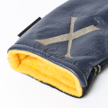 SEAMUS Hybrid Cover X Black Stewart Navy Leather
