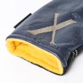 SEAMUS Hybrid Cover X Black Stewart Navy Leather