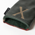 SEAMUS Hybrid Cover X County Waterford Green Leather