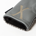 SEAMUS Hybrid Cover X Dogtooth Grey Leather