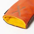 SEAMUS Hybrid Cover X Roscommon Orange Leather