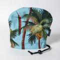 SEAMUS Iron Cover Hiwahiwa Palm Trees Aqua