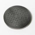 SEAMUS Marker Manhole New York