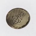SEAMUS Marker Monogram Bronze