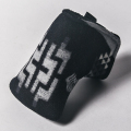 SEAMUS Putter Cover PENDLETON Black Graphite