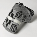 SEAMUS Putter Cover PENDLETON Gray Graphite