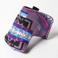 SEAMUS Putter Cover PENDLETON Lilac Chief Joseph