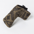 SEAMUS Putter Cover Timberline