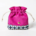 Spartina449 Keepsake Drawstring Pink